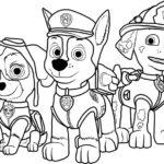 psi patrol kolorowanka 9