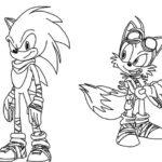 kolorowanki Sonic Boom 14