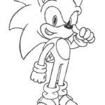kolorowanki Sonic Boom 7